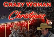 Crazy Woman Christmas / Prism's Cowboy Christmas Series On the way from Dallas to Seattle, Bianca Kolceski takes a wrong turn and lands in a snowbank. TJ Dawson digs her out and decides to take her to his ranch to wait out the storm. Mother Nature has other plans when a blizzard blows in. Bianca's pushed her faith aside for work and TJ's just a cowboy. Can they find common ground in time to celebrate Christmas or will love simply fade into the sunset?