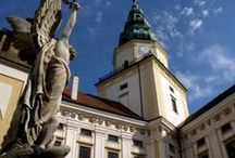 Czech historical places (towns, castles, palaces, churches na other)