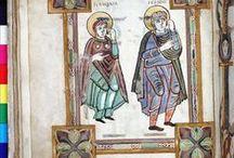 Frankové- oděv (Carolingian franks- clothing)