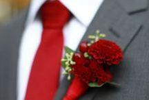 Ideen zur Hochzeit: Farbwelt rot / Von kirschrot bis dunkelrot: Hier sammeln wir Hochzeitsideen und Inspirationen in rot.