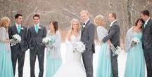 Winter Wedding / Warum sollte man nur im Sommer heiraten? Auch der Winter hat viel schönes zu bieten...  Hier kommt unsere Ideensammlung zum Thema Winter Hochzeit