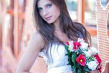 Robe de mariée | Angelina / Hanael Couture vous présente sa robe de mariée issue de la collection Angelina