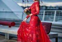 Robe de cocktail | Gracia / Hanael Couture vous présente sa robe de cocktail issue de la collection Gracia