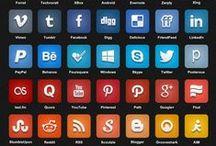 Social Media / Social Media Infographics