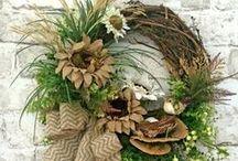 Wreaths / by Ruth McGarvey
