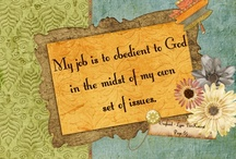 Proverbs  31 Unglued OBS