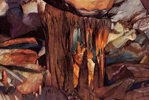 Caves and Caverns / Postcards and souvenirs from US caves and caverns.