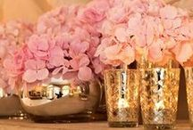 Pink & Gold Parties