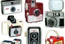 photoaparáty a kamery