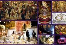 Przyjęcia, imprezy firmowe: inspiracje tematyczne / Inspiracje dla wyjątkowych eventów. Ciekawe pomysły na dekoracje, catering i detale, pozwalające zorganizować niezapomniane wydarzenie.  Więcej na : http://www.eltoursandevents.com/