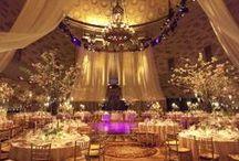 Oprawa, dekoracje sal i stołów