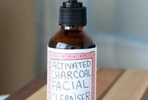 DIY Facial Cleansers / Gentle, pure facial cleanser recipes