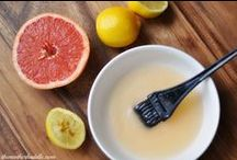 Natural Hair Conditioner Recipes / DIY deep conditioner recipes for all hair types