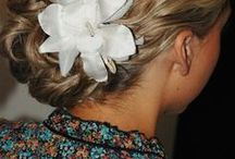 Hair Up Styles / A collection of up styles to bridal up styles    Australia-wide mobile hairdressers & makeup artists bringing the salon experience to your home • Bridal & special event hair & makeup   HairOnTheMove2u.com.au