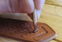LW desgins / various patterns for leatherwork