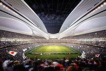 Stadiums / by Nemanja Abazovic