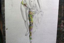 Drawings by Drawde / my drawings