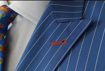 Detale w garniturach Mercer