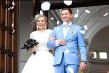 Garnitury ślubne szyte na miarę w Pracowni Mercer