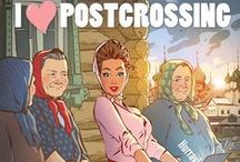 Postcrossing!!