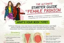 Female Fashion 101 / Generic female fashion and tips for transgender and crossdressers.