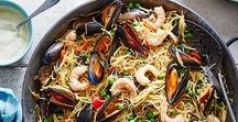Seafood recipes / There's nothing better than fresh fish straight from the sea, whether it's a plate of fish and chips or a big bowl of oysters. We've got recipes that are quick and easy as well as some real showstoppers