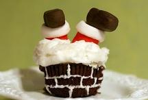 Christmas ideas / Viele tolle Ideen, die wir gefunden haben: Alles rund um die Weihnachts-Bäckerei!