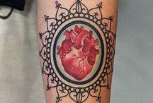 Tattoo ideas / by Nolwenn Stephan