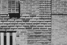 ARCH Textures / Architecture is built to be touched, to be felt, to be admired... / by Sara Fernández
