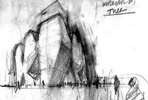 ARCH Drawings & Plans / Visualization   layouts   floor plans   sections   construction details   sketches / by Sara Fernández