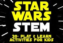 STEAM At Home / All sorts of STEM Projects you can do with materials you can find at home!