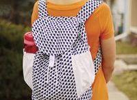 DIY Nähprojekte / Nähanleitungen für easy Projekte mit Schnittmuster für Sommerkleider, Röcke, Kinderkleidung und Tutorials für einen Baby Pucksack oder einfache Deko Nähprojekte aus Stoff