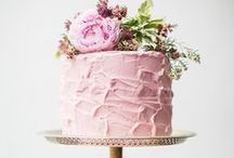 Let there be Cake / Wedding cakes or works of art? Gorgeous wedding cake inspiration that will leave your heart a flutter.