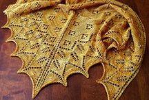 шарфы, снуды, палантины, шали...