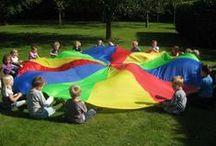 Sport en spel / Sport- en spelactiviteiten voor kinderen.