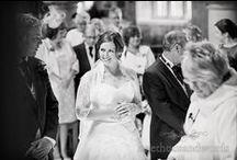 Church Wedding Ceremony / Wedding photographs from Church Wedding Ceremonies taken by one thousand words wedding photographers www.onethousandwords.co.uk