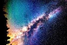 SPACE / Just so everyone knows, I love space and I want to become an astronomer.