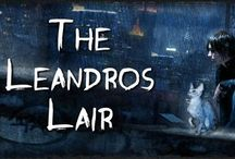 Leandros Lair / From the Cal Leandros series by Rob Thurman / by Torrance Monroe