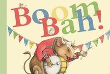 Boom Bah! / Fun experiments and activities for kids relating to sound and music!