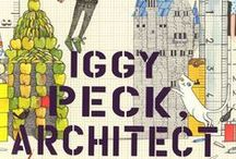 """Iggy Peck, Architect / Architecture-based activities to go along with the book """"Iggy Peck, Architect"""" by Andrea Beaty"""