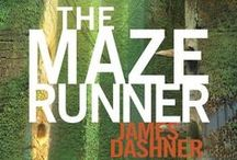 """Maze Runner / Fun activities and resources relating to """"The Maze Runner"""" by James Dashner  / by NIU STEAM Works"""