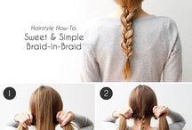 Hair ideas / by Ilse Van brugge