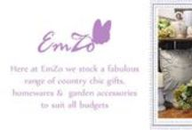 This is EmZo  / Displays, staff, treasures and just gorgeous things! Just what EmZo is all about