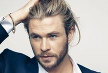 Hi, Handsome! 1 (Thor / Chris Hemsworth) / by Aga Bel