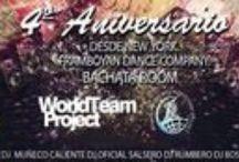 Eventos México / Eventos sociales para bailar Salsa,  Bachata y Kizomba en México