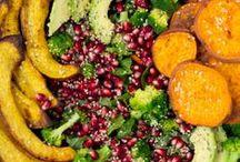 Damn Fine Vegan Salads