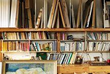 bureau, atelier