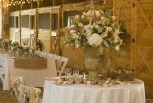 Wedding burlap decor / Στολισμος τραπεζιου