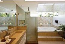 bathroom / by Águia Tintas
