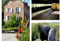 Séjour Terroir Aveyron Lozère à L'Hôtel Les 2 Rives / De la Lozère a l'Aveyron nous ne pouvions pas faire l'impasse sur les différentes merveilles de ces deux terroirs d'excellence voilà pourquoi lors de votre séjour en Lozère vous vous ouvrirez aux visites des caves de roquefort, tout en profitant de Millau et de son Viaduc. Profitez de ce séjour à l'Hôtel Les 2 Rives. #séjour Aveyron Lozère #séjour viaduc de Millau #séjour gorges du tarn